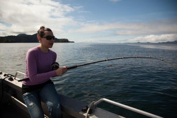Merri Fishing
