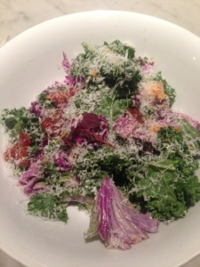 Pourhouse Kale Salad EGG