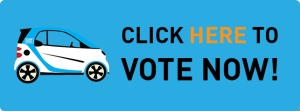 Car2go vote button