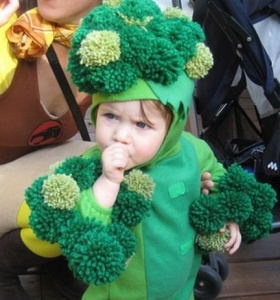 Broccoli-Costume