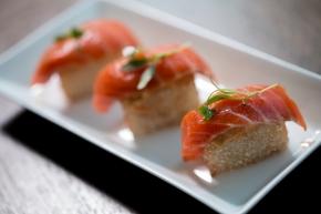 steelhead sashimi market